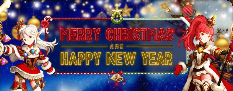 MerryChristmas&HappyNewYear